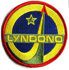 SERENITY - FIREFLY -  Lyndono -  Uniform Aufnäher Patch farbig