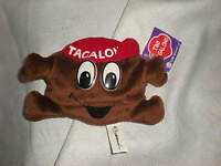 LITTLE BROWNIE BAKERS COOKIE BEAN BAG COOKIES TAGALONG PLUSH GIRL SCOUTS nwt #