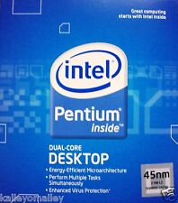 Intel BX80571E5200 SLAY7 Pentium E5200 2.5GHz 800MHz 2M New Retail Box