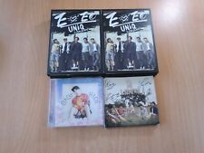 Uniq OLD (Promo) with Autographed (Signed)