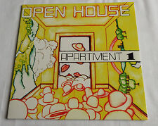 OPEN HOUSE Apartment 1 - Dutch prog psych 1970 - LP O.MUSIC (RE-2015) SEALED