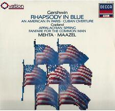 Gershwin - Rapsody In Blue - CD