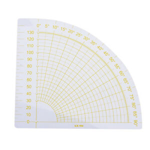 tailor sewing tools quilting patchwork scrapbook circle fan foot seam ruler A^lk