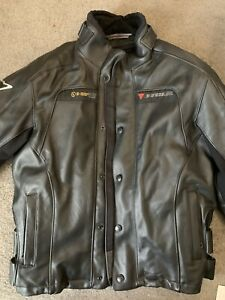Dainese leather jacket (very new) D-dry Size 50