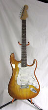 Custom Warmoth Stratocaster Strat SSS Lindy Fralin DiMarzio Planet Waves Fender