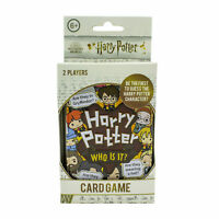 Official Harry Potter Card Game Fun TV Film Knowledge Family Xmas Gift Present