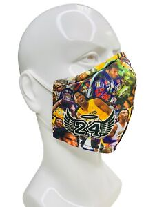 Kobe 24 Wings Face Mask