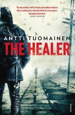 Very Good, The Healer, Tuomainen, Antti, Book