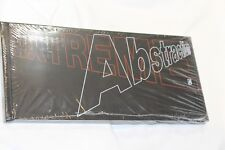 EXTREME ABSTRACTION Ltd Edition 1,500 ART BOOK Albright-Knox Gallery Buffalo