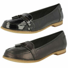 Patent Leather Casual Loafers Moccasins Flats for Women