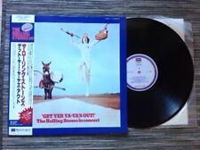 ROLLING STONES / GET YER YA-YA'S OUT - LP (reissue Japan 1993) NEAR MINT