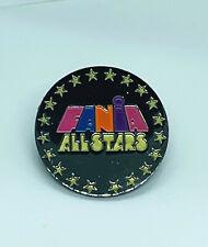 Fania All-Star enamel Pin Lapel - Hector Lavoe Record label latin funk soul
