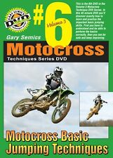 Motocross Techniques, Skills, How To Series DVD #6 from Volume 3 by Gary Semics