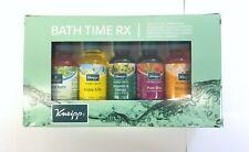 Kneipp Bath Time Rx 10 Assorted Bath Oil Gift Set - 200 ml *Germany*