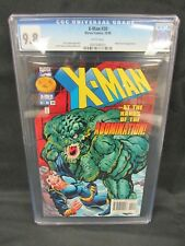 X-Man #20 (1996) Abomination Appearance CGC 9.8 White Pages E384