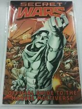 SECRET WARS: OFFICIAL GUIDE TO THE MARVEL MULTIVERSE #1 (2015) HANDBOOK, NM NW36
