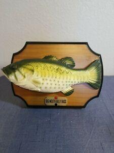 Big Mouth Billy Bass in Original Box