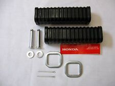 HONDA Z50 Foot Peg Rubber Repair Kit  1969-1971 GENUINE OEM HONDA PARTS