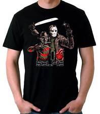 Camiseta Niño freddy jason i love selfey tallas de 3 a 12 años