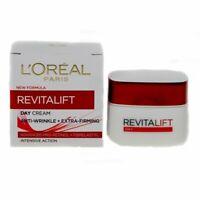 L'Oreal Day Cream Revitalift 50ml Anti Wrinkle & Extra Firming Moisturiser