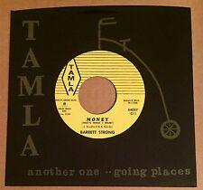 "BARRETT STRONG Money (That's what I want) 7"" TAMLA Third Man Motown Gordy Davis"