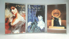 Enya Audio Cassettes x3 - Shepherd Moon Watermark The Memory of Trees - FREE P&P
