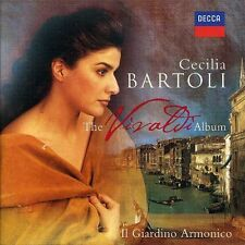 Cecilia Bartoli - Vivaldi Album [New CD]