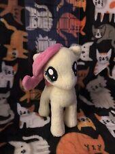 "My Little Pony Plush Fluttershy 6"" Toy, Aurora World MLP 2014"