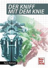 H. Niemann: Der Kniff mit dem Knie - Motorrad Kurventechnik / NEU***