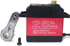 25KG Digital Servo High Torque Metal Gear Waterproof for RC Car Crawler Robot