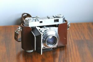 KODAK Retina IIa  - Schneider - Kreuznach Xenon   35mm Rangefinder film camera