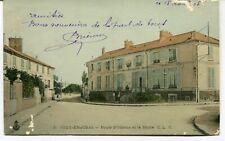 CPA - Carte Postale - France - Jouy en Josas - Route d'Orléans et la Mairie