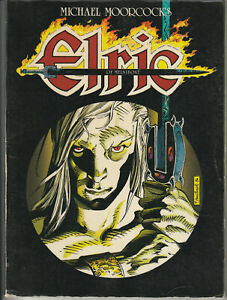 Michael Moorcock's Elric Of Melnibone - A First Graphic Novel 1986