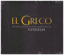 Vangelis - El Greco O.S.T [CD] Factory sealed Original Album