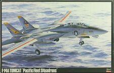 Hasegawa 1:48 F-14A Tomcat Pacific Fleet Squadrons Plastic Model Kit #P18