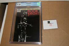 MOON KNIGHT #25 CGC 7.5 ORIGIN 1st APPEARANCE BLACK SPECTRE MARVEL COMICS 1983