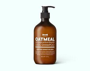 500ml Coconut & Oatmeal Dog / Puppy Shampoo, Sensitive Skin - Pro Dog Groomers