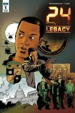 24 Legacy: Rules Of Engagement #1 Cover A NM IDW Publishing Comic - Vault 35