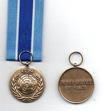 UNITED NATIONS MEDAL FOR KOSOVO ( UNMIK )