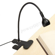 Flexible USB LED Lamp Clip-on Bed Table Desk Laptop Study Reading Book