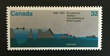 Canada #1015 MNH Stamp 1984 - St. Lawrence Seaway