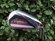 NEW MEN CALLAWAY DIABLO EDGE 6 IRON CALLAWAY STIFF FLEX GRAPHITE SHAFT