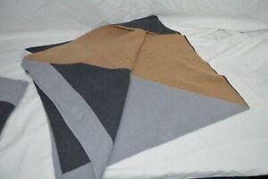 SmartWool Powder Line Blanket Scarf MSRP$110 (SW20AC3) Med. Gray