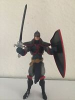 Hasbro Marvel Legends Black Knight Brood Baf 6 Inch loose