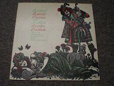 Poetry of Robert Burns and Scottish Border Ballads~Frederick Worlock~FAST SHIP!!