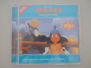Yakari Das blaue Pferd CD Hörspiel