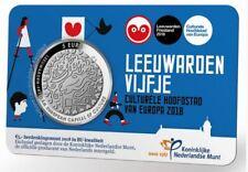 Leeuwarden Vijfje 2018 BU-kwaliteit in coincard