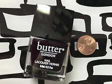 BUTTER London Nail Polish * SHEER LUCK * Half Size .2 oz * SEALED