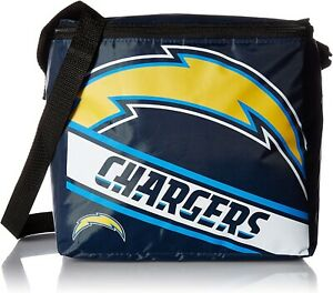 NFL Los Angeles Chargers Insulated Lunch Bag - Fits 12 Cans