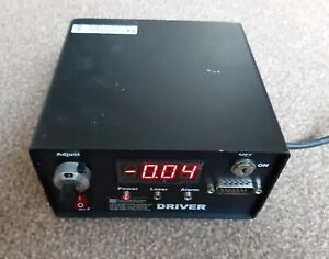 Laserglow technologies 447nm collimated diode laser system power PSU LD-WL206